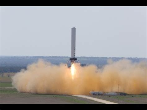 elon musk johnny cash spacex s elon musk shows off grasshopper test rocket s