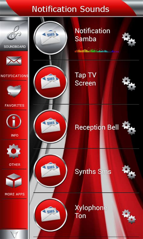free notification sounds for android top notification sounds free app android freeware