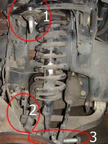 ford f150 replace front struts and shocks ford trucks