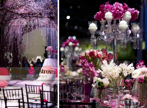 themed wedding decorations themed weddings flower show springtime in