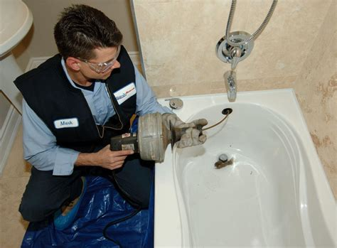 fix clogged bathtub shower drain clogged shower repair and installation