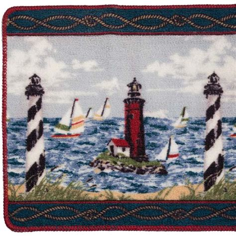 lighthouse bathroom rugs lighthouse bathroom rugs painterly lighthouse rug bath