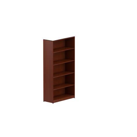 height bookcase mc