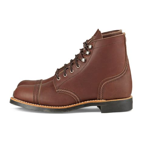 iron boots norwood clothing co wing 3365 s iron ranger boot