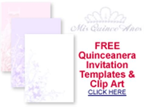 free quinceanera invitations templates free printable butterfly invitation template