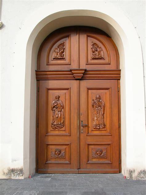 Of Doors by Image After Texture Wall Arc Wooden Door Church Door