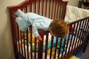 Baby Escapes From Crib 10 daring babies escaping their cribs