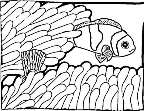coloring pages of parrot fish cute fish coloring pages coloring home
