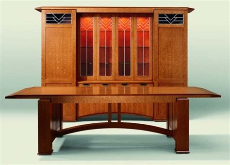 mission style furniture desk ambience dore craftsman style american desks office