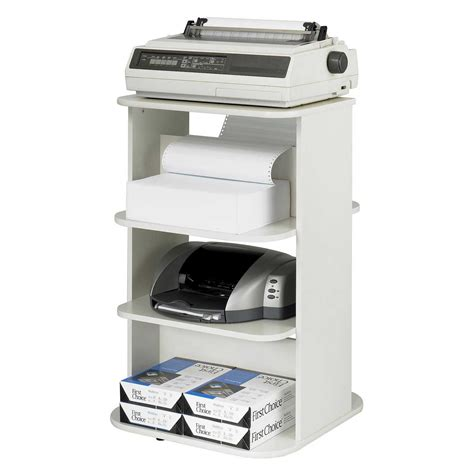 paper stand for desk printer stand ikea a smart solution to organize your