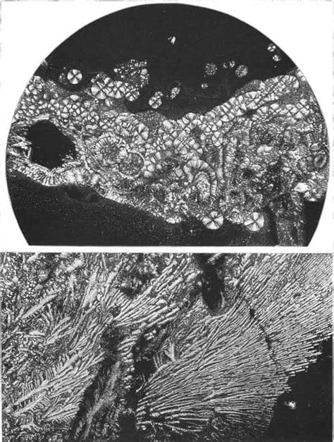 obsidian thin section usgs geological survey 7th annual report obsidian cliff