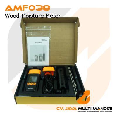 Alat Ukur Kelembaban Kayu Wood Moisture Meter 0 99 alat ukur kadar air kayu amtast amf038 digital meter indonesia