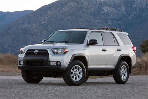 Toyota 4runner Price 2011 Toyota 4runner Specifications Pictures Price