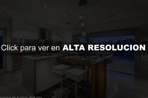 cocina con isla dise 241 o de islas para cocinas modernas decoracion de