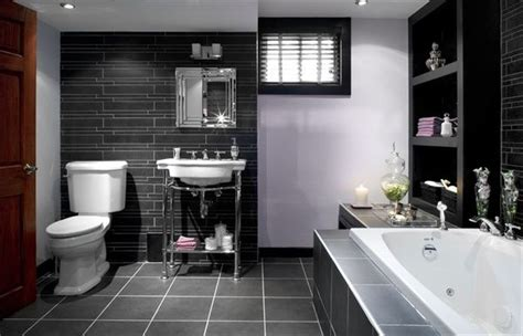 black and silver bathroom ideas 20 refined gray bathroom ideas design and remodel pictures