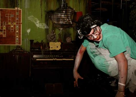 The 13 Floor Haunted House by 13th Floor Haunted House Sunday Oct 5 2014 Photo