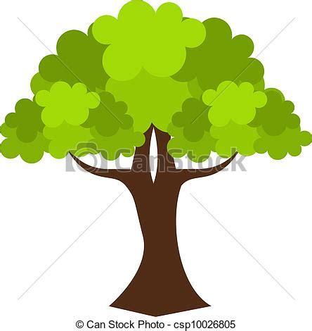 albero clipart clipart vettoriali di quercia albero vecchio quercia