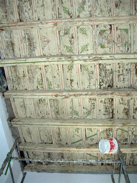 soffitti a cassettoni decorati progetto pulitura e sigillatura cassettoni soffitti idee