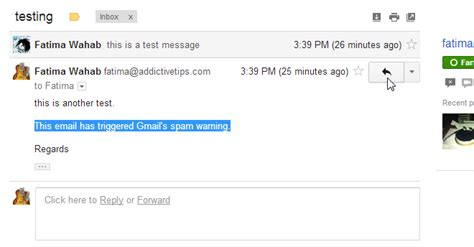 email format changes when forwarding or replying quote part of an email when forwarding or replying in