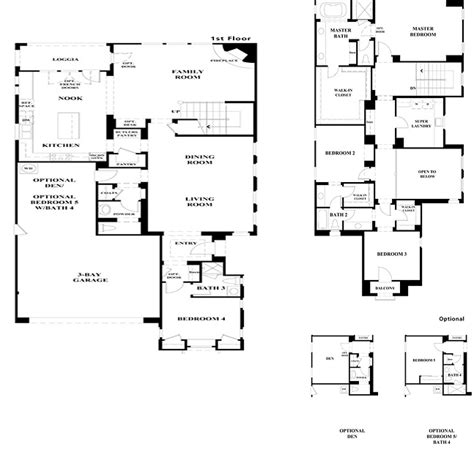 john laing homes floor plans silhouette by john laing homes team q real estate