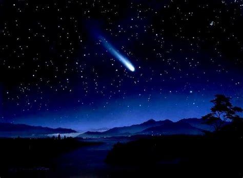 wallpaper bintang malam stars galaxies and the universe a shooting star