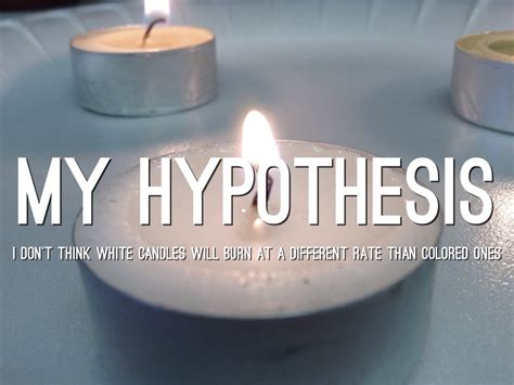 do white candles burn faster than colored do colored candles burn faster than white candles science