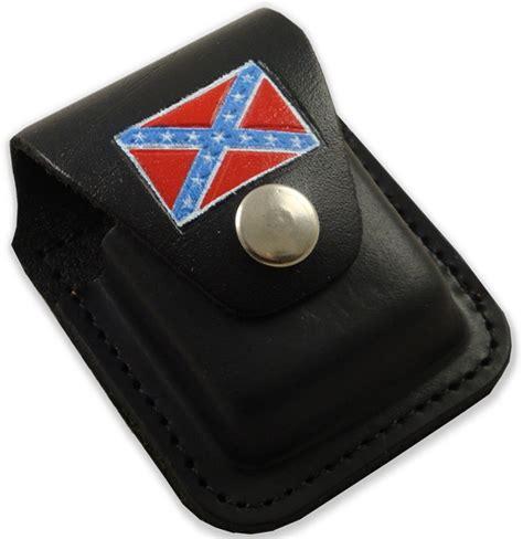 zippo holder genuine leather zippo lighter belt clip holder rebel