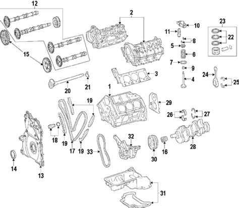 dodge oem parts diagram parts 174 dodge engine complete partnumber 68029712ab
