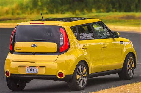 kia soul what car 2016 kia soul reviews and rating motor trend
