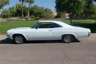 1965 chevrolet impala ss 2 door coupe 116358