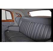1950 Rolls Royce Silver Wraith Of George Formby  Interior
