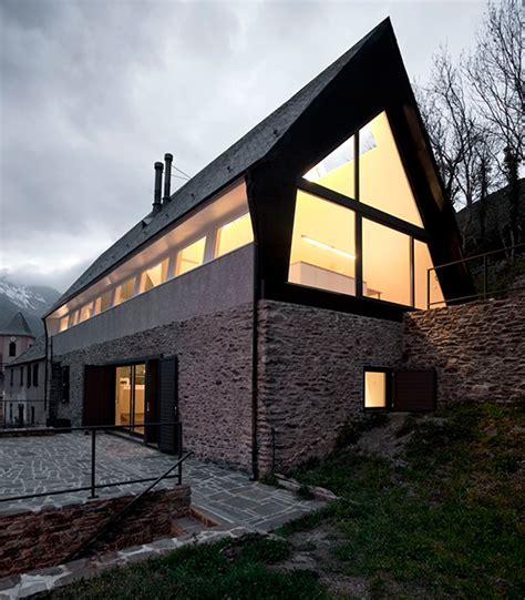 mountainside house plans mountain home ideas homesfeed