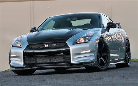 2009 Gtr Horsepower by Nissan Gt R Modified With Carbon Fiber Roof 600 Hp By