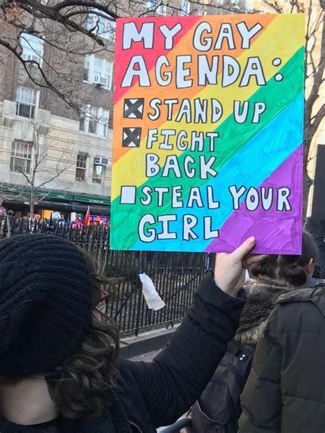 signs   yorks lgbtq solidarity