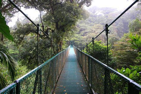 costa rica turisti per caso foresta nebulare monteverde costa rica viaggi vacanze