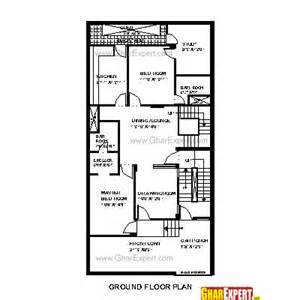 60 Sq Mtr To Sq Ft by House Plan For 30 Feet By 60 Feet Plot Plot Size 200
