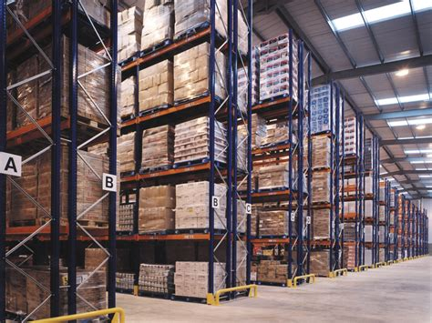 Racking Systems by Dexion Pallet Racking Speedlock Mk3 Iii Iii