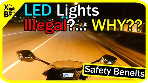 are underglow lights illegal in texas why are motorcycle underglow led lights illegal safety