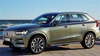 Volvo Vc60 Next Volvo Xc60 Rendered As Baby Xc90