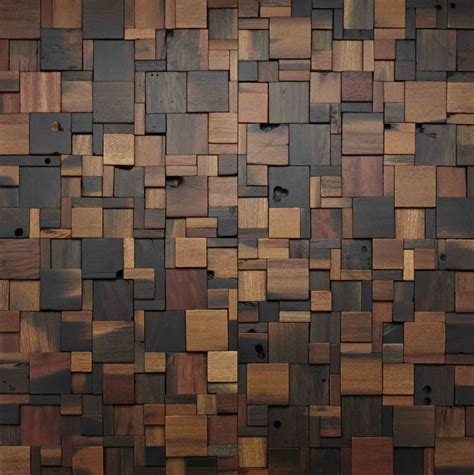 wall pattern stacked square wood wall design woodwall walldesign