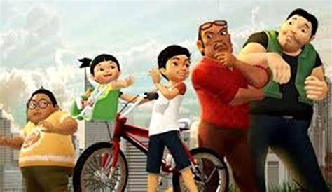 film kartun anak adit dan sopo jarwo hebat adit dan sopo jarwo geser mahabharata dan ggs