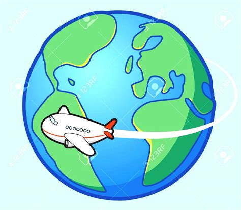 clipart mondo airplane clipart the world clipart pencil and in color