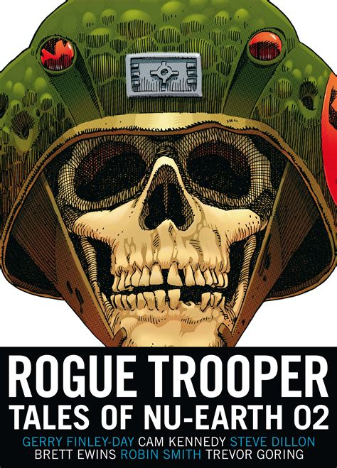Rogue Trooper Books 1 7 rogue trooper tales of nu earth 2 book by dave gibbons gerry finley day official publisher