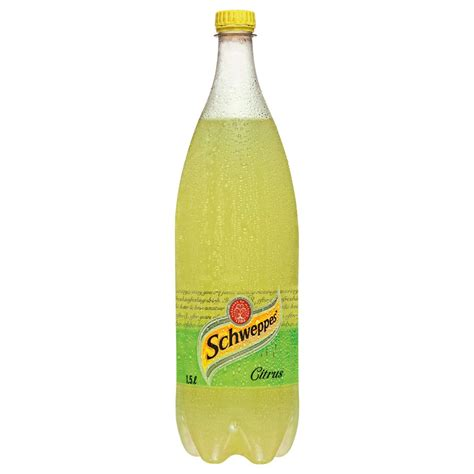 The Draf Of Citrus 1 5 refrigerante schweppes citrus 1 5 litro