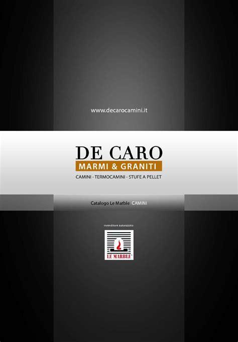 le marble camini catalogo le marble camini by de caro camini g m r s r