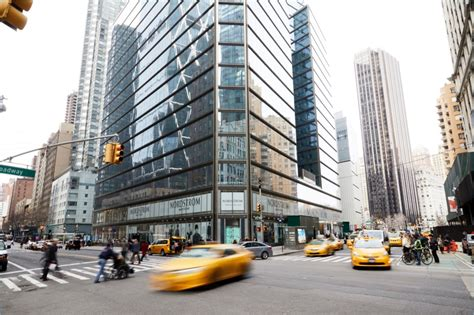 Nordstrom To Set Up Shop In The Big Apple by Nordstrom S Store New York City Location About