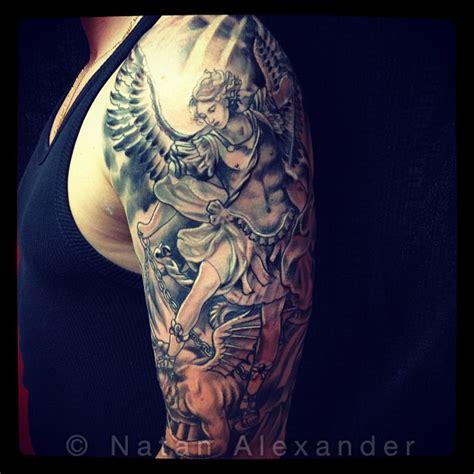 black amp grey archangel michael