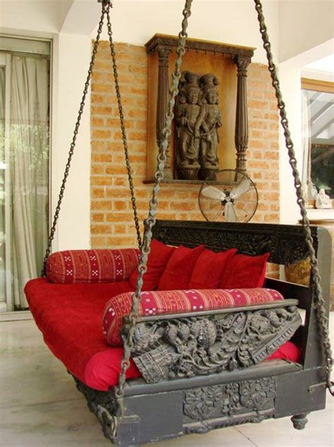 garden swing india gardens the two and terrace garden on pinterest