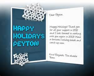 happy holidays business message professional happy holidays ecards for business corporates