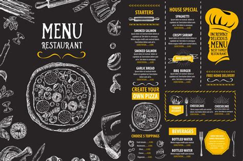 design your menu how to design a menu for a restaurant forketers